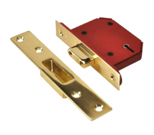 Union J2105 Strongbolt 5 Lever Mortice Deadlock